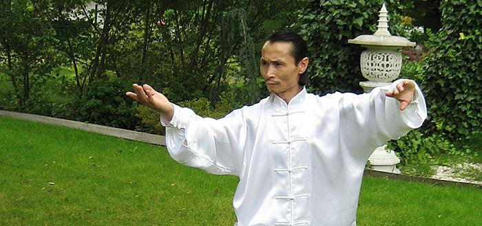 Stage de Tai Chi